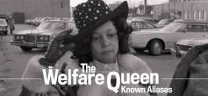 welfare queen
